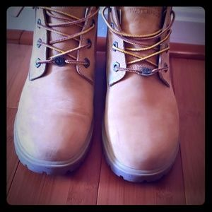 Timberline boots